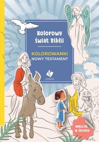 Kolorowy świat Biblii - Nowy Testament