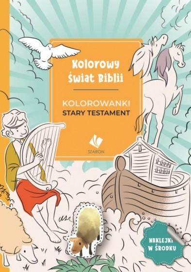 Kolorowy świat Biblii - Stary Testament
