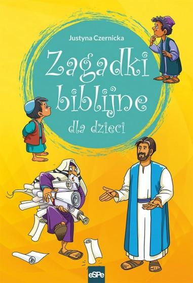 Zagadki biblijne dla dzieci
