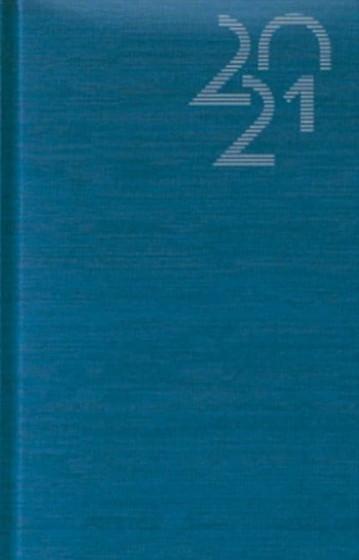 Terminarz B7 Caribe niebieski