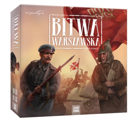 Bitwa Warszawska gra