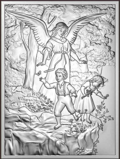 Anioł Stróż nad przepaścią 6446/2X
