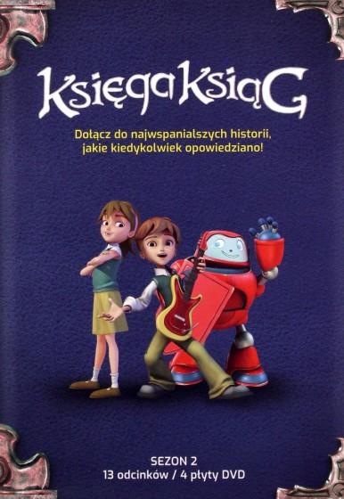 Księga Ksiąg Sezon 2 / 13 odcinków