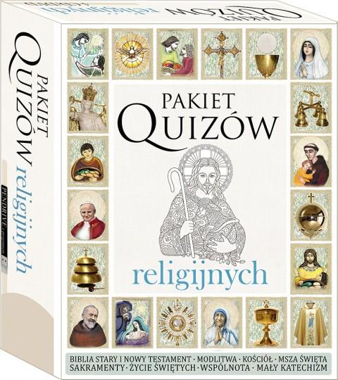 Pakiet quizów religijnych pendrive