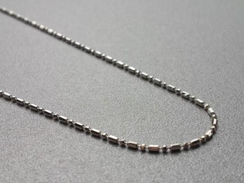 Łańcuszek pałeczka+kulka CPL1201+1DC 45 cm