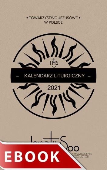 Kalendarz liturgiczny TJ 2021