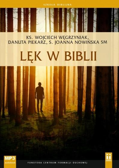 Lęk w Biblii CD
