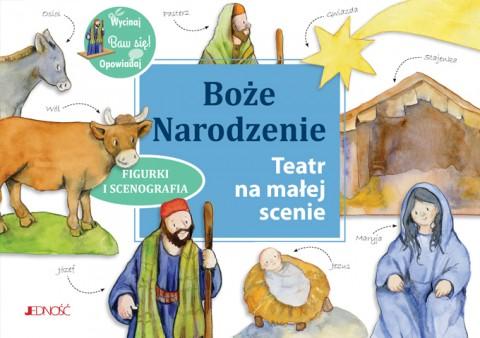 Boże Narodzenie. Teatr na małej scenie