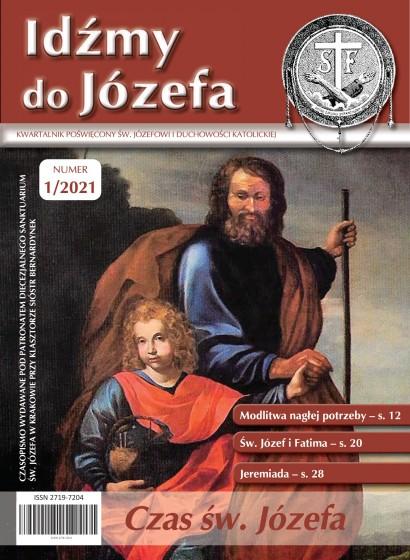 Idźmy do Józefa Kwartalnik 1/2021