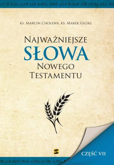 Najważniejsze słowa Nowego Testamentu – część VII