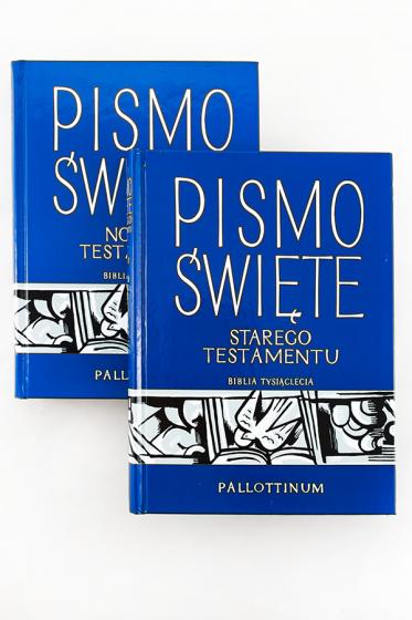 Pismo Święte Starego i Nowego Testamentu Tom 1-5