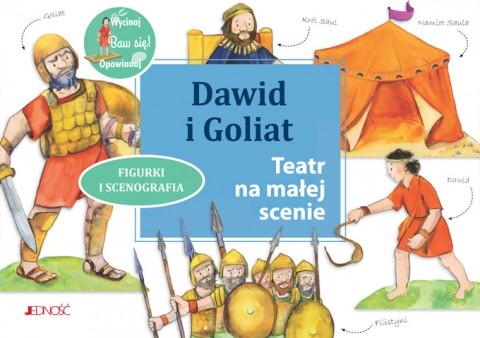 Dawid i Goliat. Teatr na małej scenie