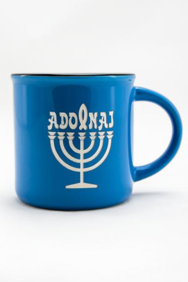 Kubek grawerowany - Adonai