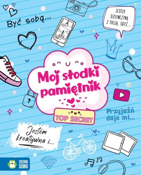 Mój słodki pamiętnik Top secret