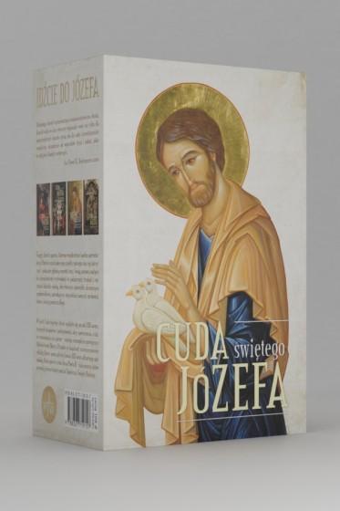 Cuda świętego Józefa - komplet 4 części