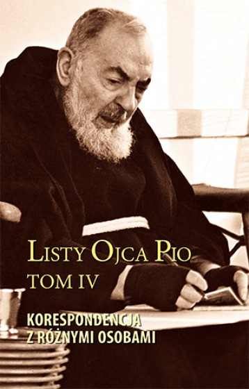 Listy Ojca Pio. Tom IV