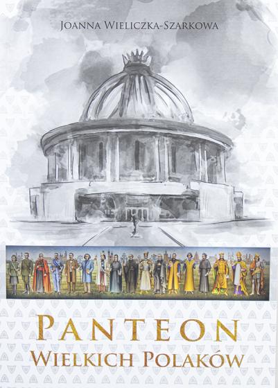 Panteon wielkich Polaków oprawa miękka