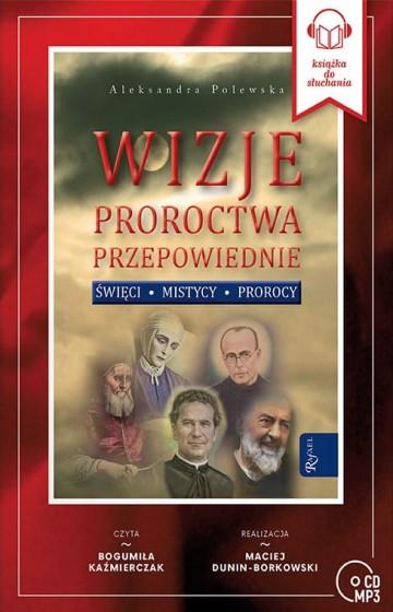 Wizje, proroctwa, przepowiednie CD