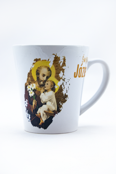 Kubek - Święty Józef