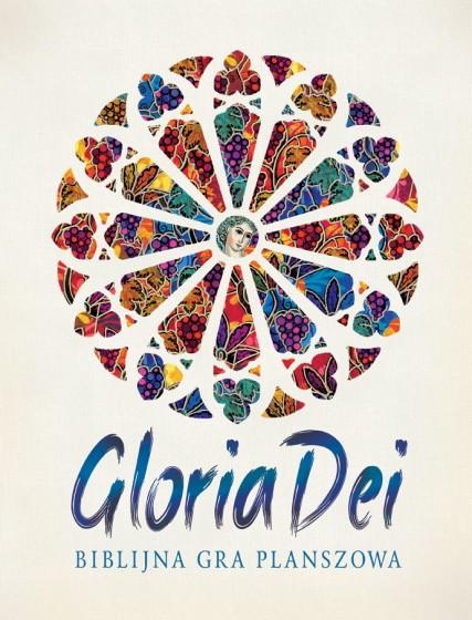 Gloria Dei Biblijna gra planszowa
