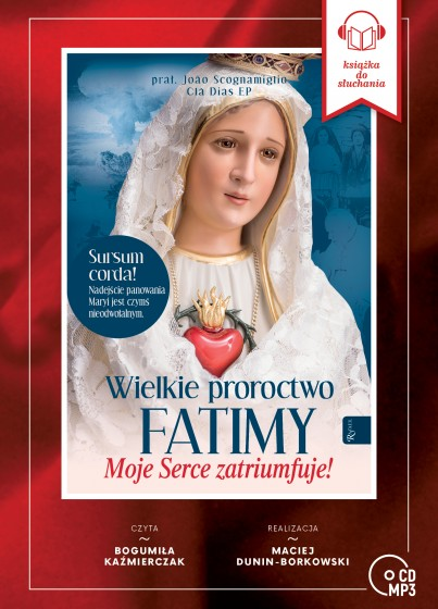 Wielkie proroctwo Fatimy CD