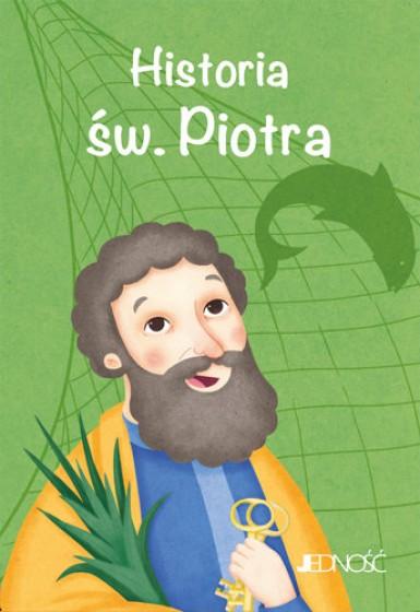 Historia św. Piotra Wielcy przyjaciele Jezusa
