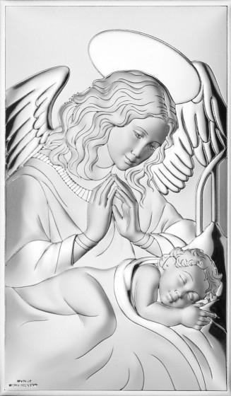 Aniołek nad dzieciątkiem 81285/3XL