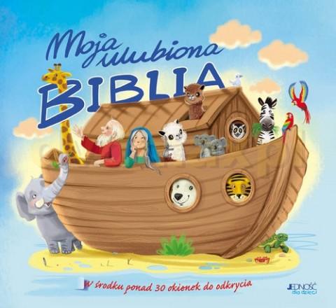 Moja ulubiona Biblia / okienka