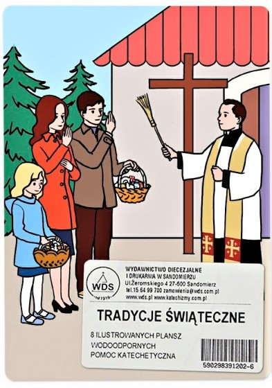 Tradycje świąteczne - plansze