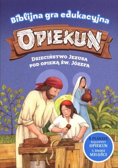 Opiekun. Biblijna gra edukacyjna