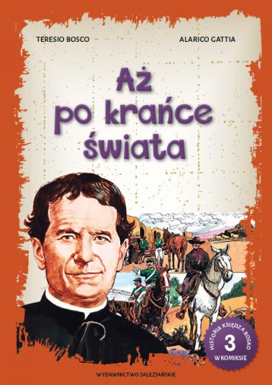 Historia księdza Bosko w komiksie 3