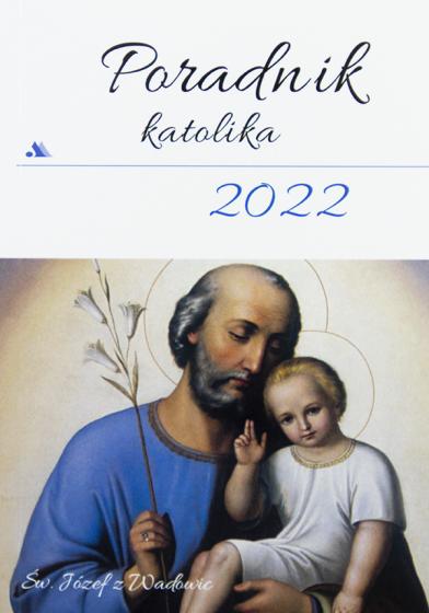 Poradnik katolika 2022 Święty Józef
