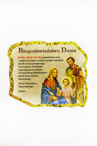 Błogosławieństwo domu - magnes