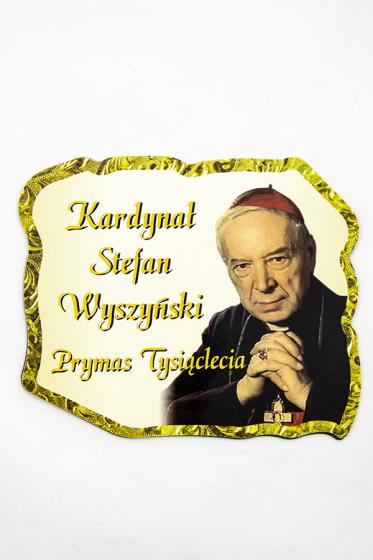 Kardynał Stefan Wyszyński Prymas Tysiąclecia - magnes