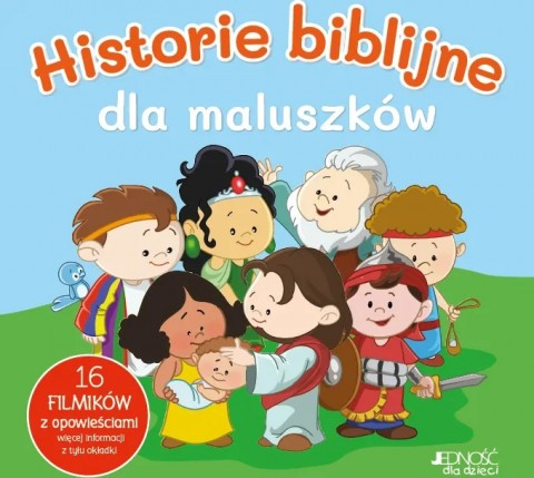Historie biblijne dla maluszków