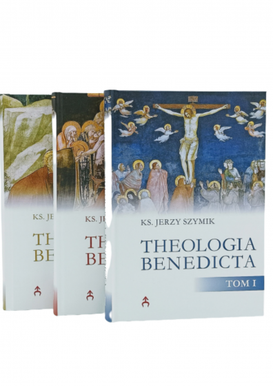 Theologia Benedicta Tom 1-3