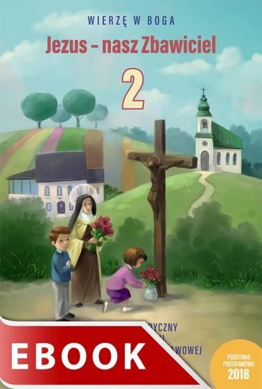 Jezus - nasz Zbawiciel Poradnik metodyczny