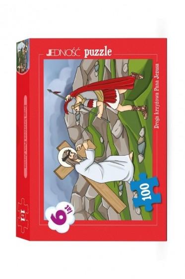Puzzle - Droga krzyżowa Pana Jezusa