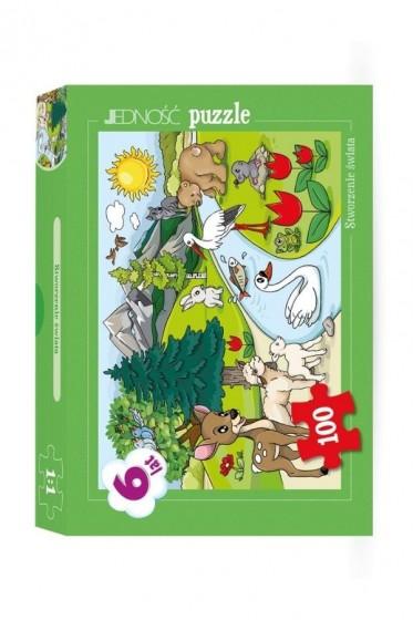 Puzzle - Stworzenie świata
