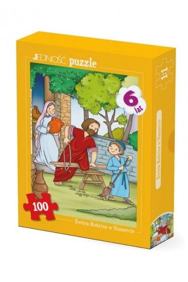 Puzzle - Święta Rodzina w Nazarecie