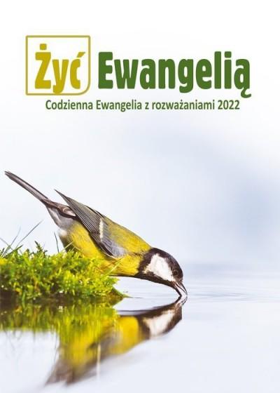 Żyć Ewangelią 2022 oprawa twarda