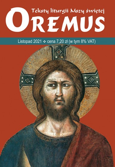 Oremus Listopad 2021