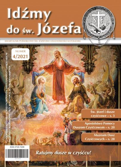 Idźmy do św. Józefa Numer 4/2021