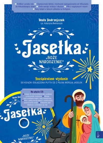 """Jasełka """"Boże Narodzenie"""" Rozśpiewane wydanie"""
