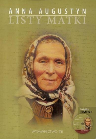 Listy matki książka z płytą mp3