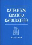 Katechizm Kościoła Katolickiego duży twarda - ,