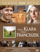 Święta Klara i Święty Franciszek - ,