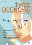 Życie Duchowe nr 93/2018 (Zima) - Postklerykalizm, Jacek Siepsiak SJ (red. nacz.)