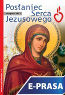 Posłaniec Serca Jezusowego - sierpień 2017 - , ks. Stanisław Groń SJ (red. nacz.)