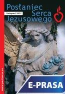 Posłaniec Serca Jezusowego - listopad 2017 - , ks. Stanisław Groń SJ (red. nacz.)